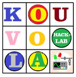 Kouvola Hacklab logo